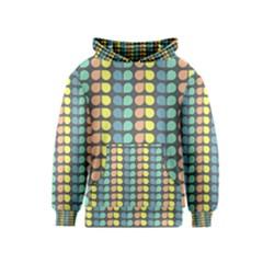 Colorful Leaf Pattern Kid s Pullover Hoodies