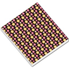 Cute Floral Pattern Small Memo Pads