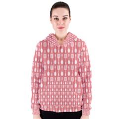Pattern 509 Women s Zipper Hoodies