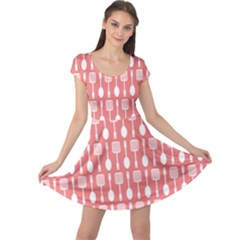 Pattern 509 Cap Sleeve Dresses