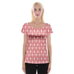 Pattern 509 Women s Cap Sleeve Top