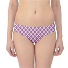Cute Pretty Elegant Pattern Hipster Bikini Bottoms