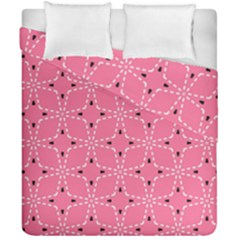 Cute Pretty Elegant Pattern Duvet Cover (double Size)