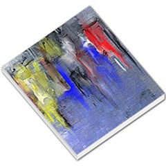 Hazy City Abstract Design Small Memo Pads
