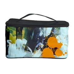 Abstract Country Garden Cosmetic Storage Cases