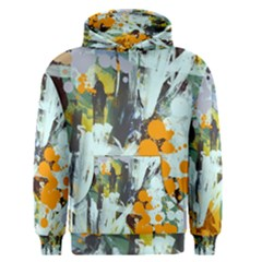 Abstract Country Garden Men s Pullover Hoodies