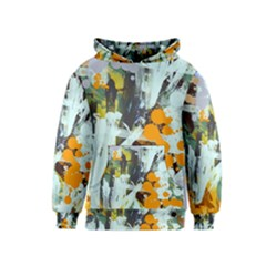 Abstract Country Garden Kid s Pullover Hoodies