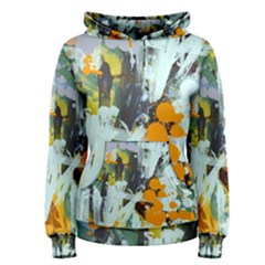 Abstract Country Garden Women s Pullover Hoodies