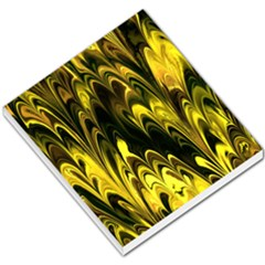 Fractal Marbled 15 Small Memo Pads