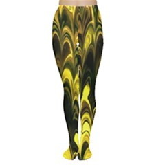 Fractal Marbled 15 Women s Tights