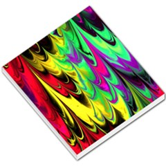 Fractal Marbled 14 Small Memo Pads