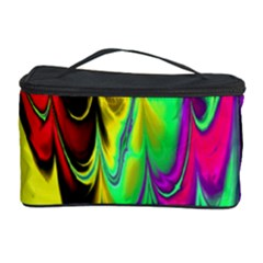 Fractal Marbled 14 Cosmetic Storage Cases
