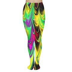 Fractal Marbled 14 Women s Tights
