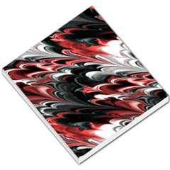 Fractal Marbled 8 Small Memo Pads