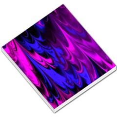 Fractal Marbled 13 Small Memo Pads