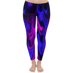 Fractal Marbled 13 Winter Leggings
