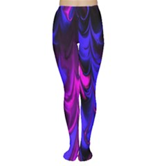 Fractal Marbled 13 Women s Tights