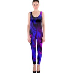 Fractal Marbled 13 OnePiece Catsuits