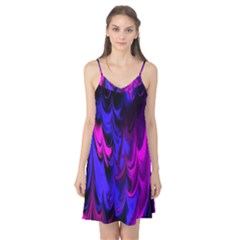 Fractal Marbled 13 Camis Nightgown