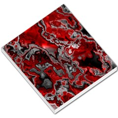 Fractal Marbled 07 Small Memo Pads