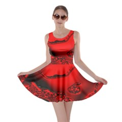 Abstract Art 11 Skater Dresses