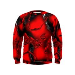 Abstract Art 11 Boys  Sweatshirts