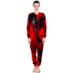 Abstract Art 11 Onepiece Jumpsuit (ladies)