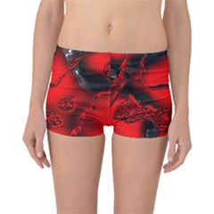 Abstract Art 11 Boyleg Bikini Bottoms
