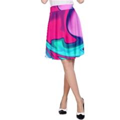 Fluid Art 22 A-Line Skirts