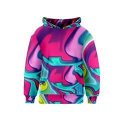 Fluid Art 22 Kid s Pullover Hoodies