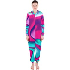 Fluid Art 22 Hooded Jumpsuit (Ladies)