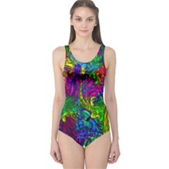 Liquid Plastic Women s One Piece Swimsuits