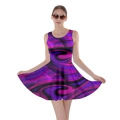 Wet Wallpaper, Pink Skater Dresses