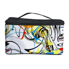 Abstract Fun Design Cosmetic Storage Cases