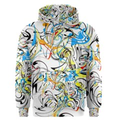 Abstract Fun Design Men s Pullover Hoodies