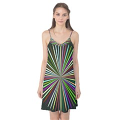 Colorful Rays Camis Nightgown