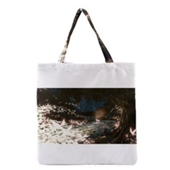 Dream Deer Grocery Tote Bags