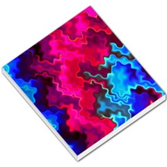 Psychedelic Storm Small Memo Pads