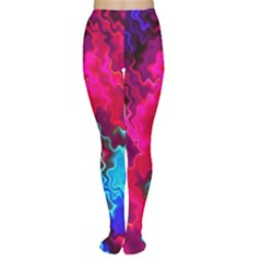Psychedelic Storm Women s Tights