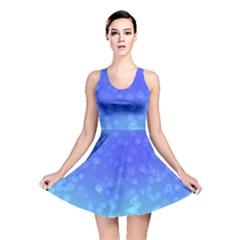 Modern Bokeh 8 Reversible Skater Dresses