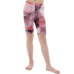 Modern Bokeh 10 Kid s swimwear