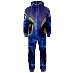 Waterfall Tears Hooded Jumpsuit (men)