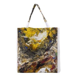 Surreal Grocery Tote Bags