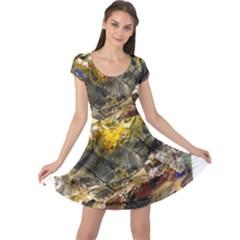 Surreal Cap Sleeve Dresses