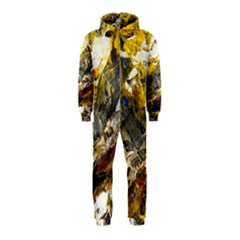 Surreal Hooded Jumpsuit (Kids)
