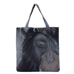 Humans Grocery Tote Bags