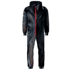 Humans Hooded Jumpsuit (men)