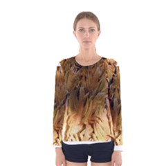 Sago Palm Women s Long Sleeve T-shirts