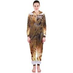 Sago Palm Hooded Jumpsuit (Ladies)