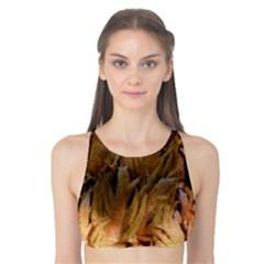 Sago Palm Tank Bikini Top